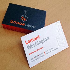 600gsm Debossed Emboss Visiting Name Card Luxury Cotton Paper Business Card Custom Edge Printing Service Free.jpg 640x640