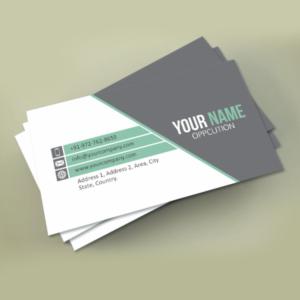 Corporate Business Cards mockup Printwala Copyright 2015