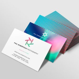business cards laminated1