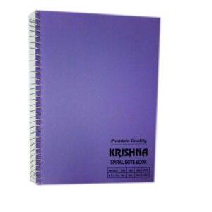 spiral note book 500x500