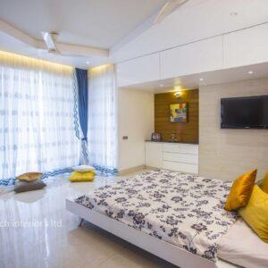 master bed room design dhaka bangladesh 1