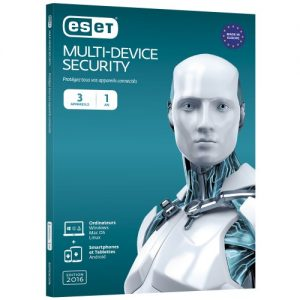 ESET Multi Device Security Pack 3 500x500