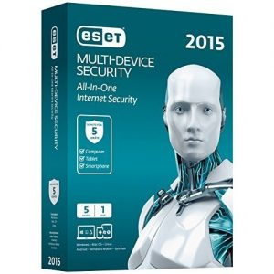 ESET Multi Device Security Pack 5 500x500