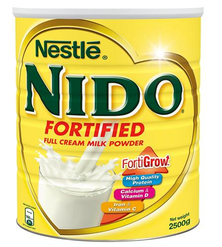 1 full cream milk powder tin 2500g