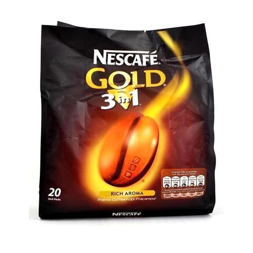 3 in 1 Nescafe Gold 20 s 600x600