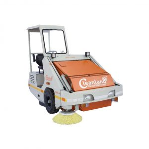Cleanland Hydraulic Operated Sweeping Machine Shakti 009 Champion