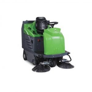 IPC Ride On Sweeper Dual Power With Battery Charger 1280 DP
