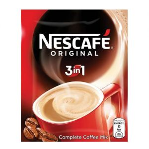 Original Coffee Nescafe 3 in 1 Original