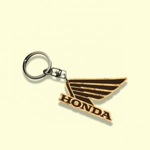 customize wooden key ring bd