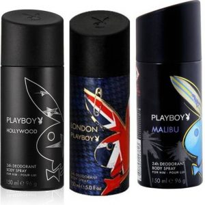 deodorant spray playboy 150 hollywood malibu london original imaemtmasvy7uwnu