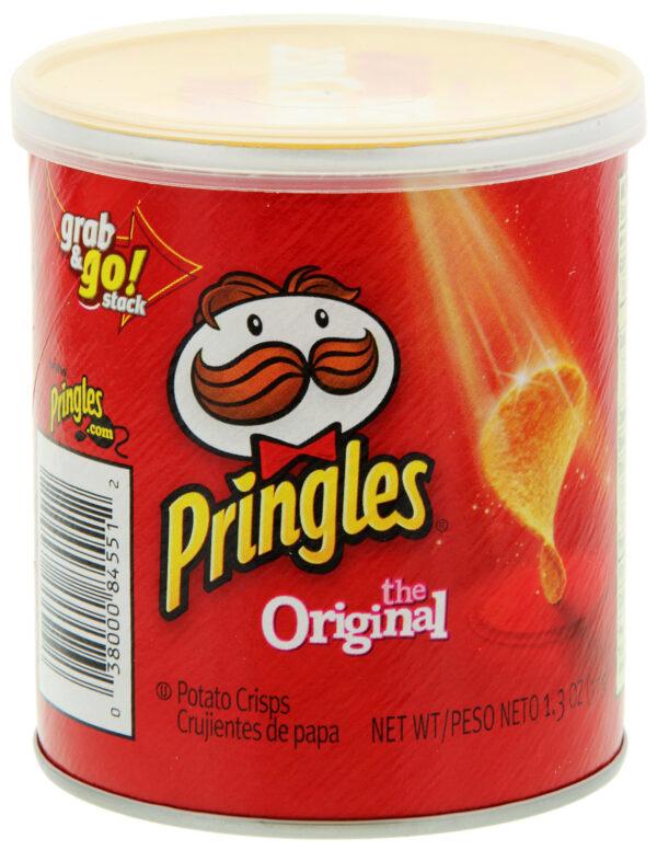 pringles potato crisps 37 gm