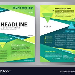 brochure design a4 template vector 3691164