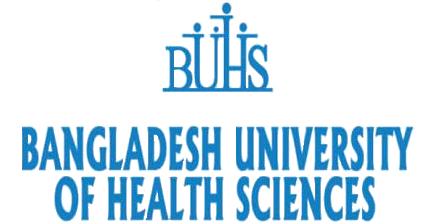 Bangladesh University Of Health Science