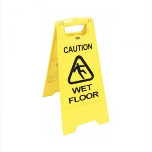 HSE 501 Wet Floor Signs Cleaning Tools Direct