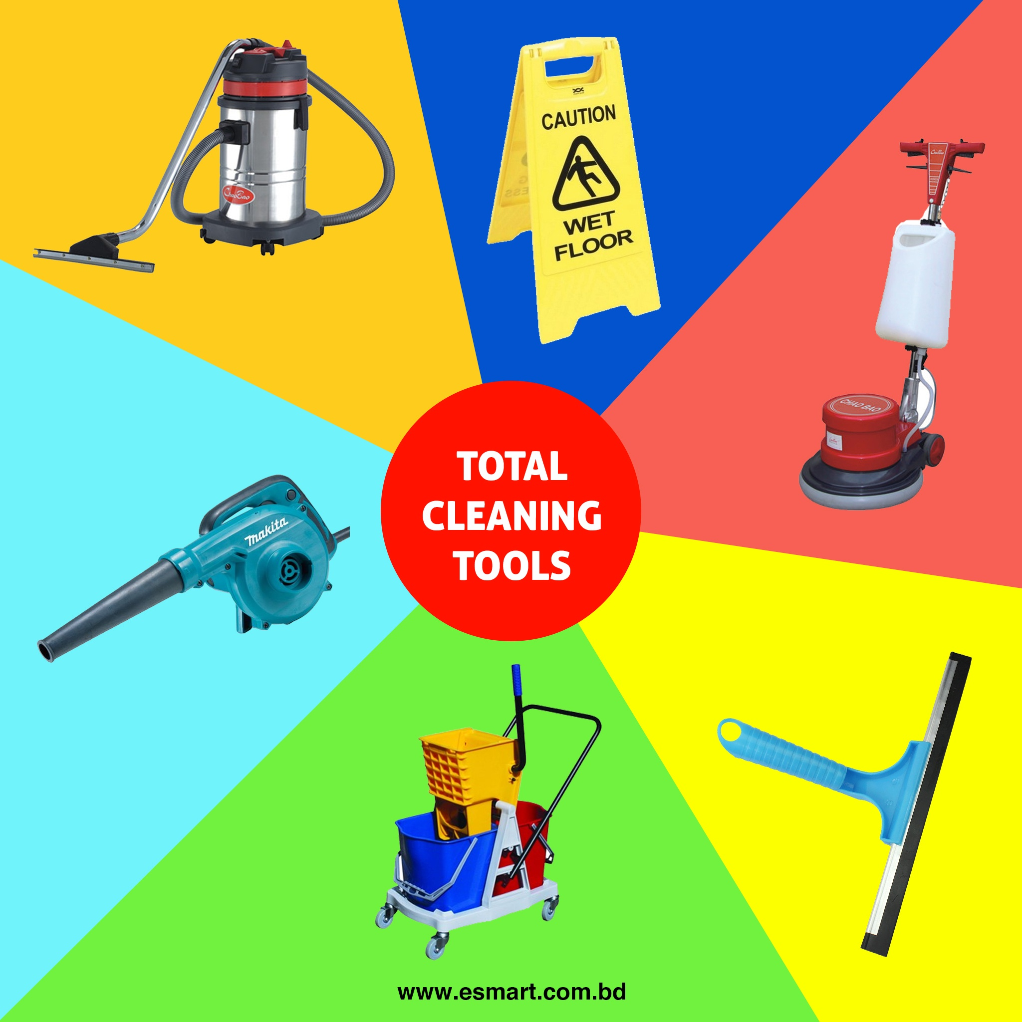 cleaning tools sq