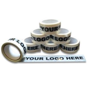 Custom Tape your logo here
