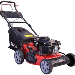 self propeled lawn mower