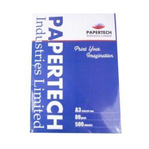 papertech offset paper a x inch gsm