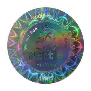 d hologram sticker x
